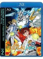 ガンダムビルドファイターズトライ COMPACT Blu-ray Vol.2<最終巻> (ブルーレイディスク)