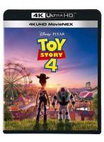 トイ・ストーリー4 4K UHD MovieNEX (4K ULTRA HD+ブルーレイ+デジタルコピー(クラウド対応)+MovieNEXワールド)
