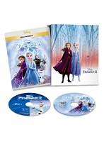 アナと雪の女王2 (数量限定 コンプリート・ケース付き ブルーレイ+DVD+デジタルコピー(クラウド対応)+MovieNEXワールド)