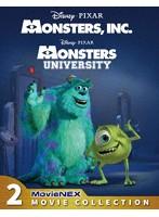 モンスターズ・インク MovieNEX 2ムービー・コレクション(期間限定)(ブルーレイ+DVD+DigitalCopy) (ブルーレイディスク)
