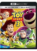 トイ・ストーリー3(4K ULTRA HD+ブルーレイディスク)