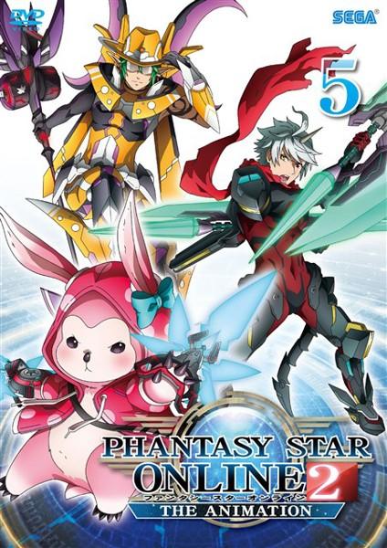 ファンタシースターオンライン2 ジ アニメーション(5)