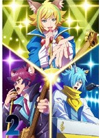 TVアニメ「SHOW BY ROCK!!STARS!!」第2巻 (ブルーレイディスク)
