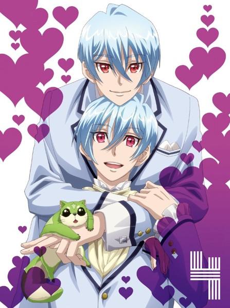 美男高校地球防衛部LOVE!LOVE! 4 (ブルーレイディスク)