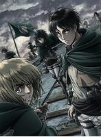 進撃の巨人 Season 2 Vol.1 (ブルーレイディスク)