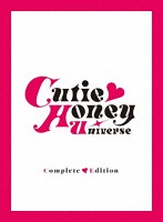 Cutie Honey Universe Complete Edition (ブルーレイディスク)