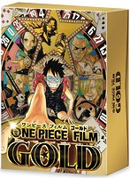 ONE PIECE FILM GOLD Blu-ray GOLDEN LIMITED EDITION[PCXP-50455][Blu-ray/ブルーレイ] 製品画像