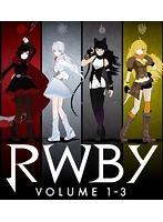 RWBY Volume1-3 Blu-ray SET(初回仕様版 ブルーレイディスク)