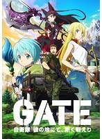 GATE 自衛隊 彼の地にて、斯く戦えり Blu-ray BOX 1(初回仕様版 ブルーレイディスク)
