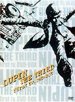 LUPIN THE THIRD first tv.DVD-BOX(限定)