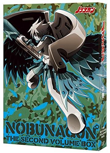 ノブナガン Blu-ray BOX-下巻- (ブルーレイディスク)