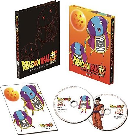 ドラゴンボール超 DVD-BOX7
