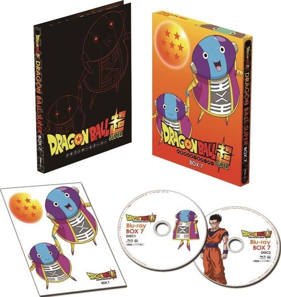ドラゴンボール超 Blu-ray BOX7 (ブルーレイディスク)