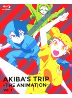 「AKIBA'S TRIP-THE ANIMATION-」Blu-rayボックスVol.1 (ブルーレイディスク)