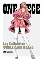 ONE PIECE Log Collection 'WHOLE CAKE ISLAND'