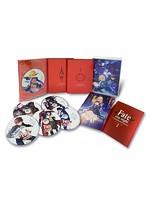 Fate/stay night[Unlimited Blade Works]Blu-ray Disc Box I[ANZX-11631/7][Blu-ray/ブルーレイ] 製品画像
