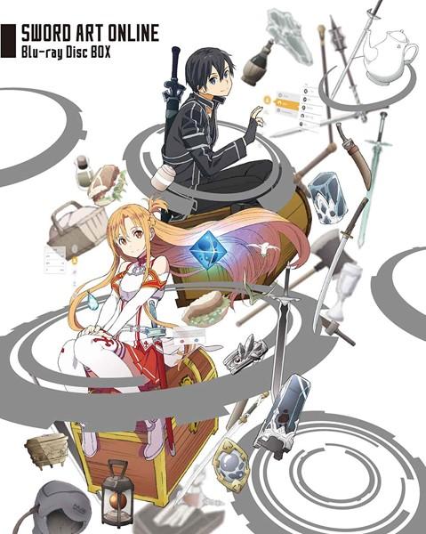 ソードアート・オンライン Blu-ray Disc BOX(完全生産限定版 ブルーレイディスク)