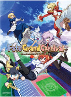 Fate/Grand Carnival 1st Season (完全生産限定版 ブルーレイディスク)