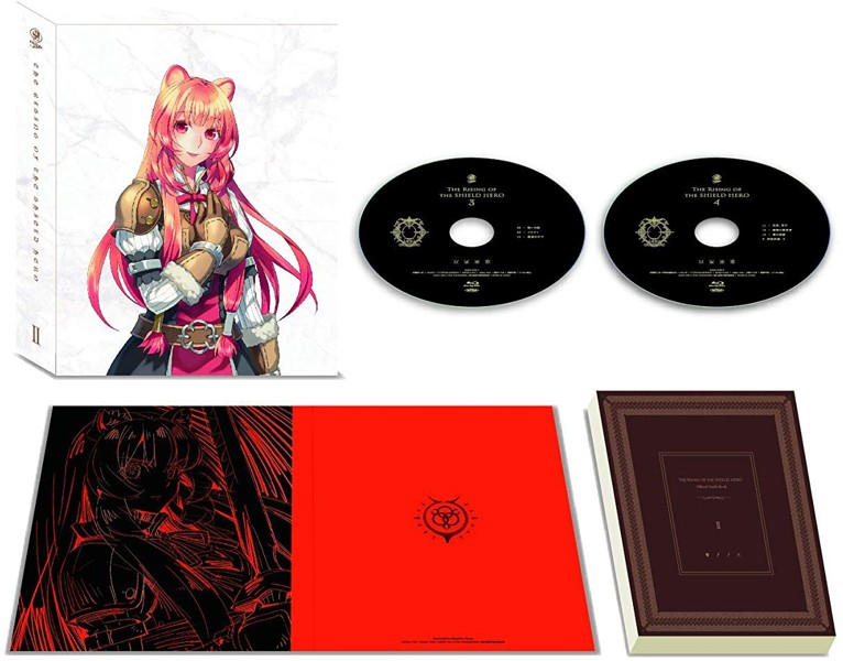 盾の勇者の成り上がり Blu-ray BOX 2巻 (ブルーレイディスク)