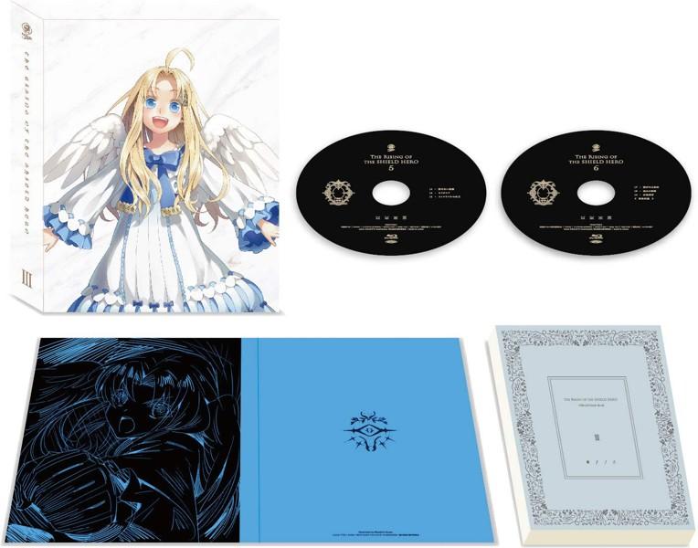 盾の勇者の成り上がり Blu-ray BOX 3巻 (ブルーレイディスク)