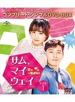 サム、マイウェイ〜恋の一発逆転!〜 BOX1<コンプリート・シンプルDVD-BOX5,000円シリーズ>【期間限定生産】