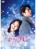 トッケビ〜君がくれた愛しい日々〜 DVD-BOX1 (初回限定生産)