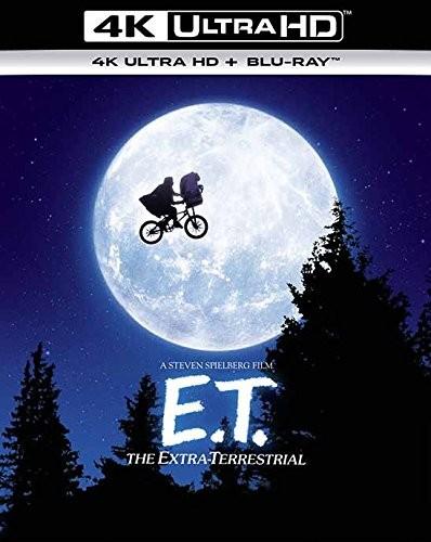 E.T. (4K ULTRA HD+ブルーレイディスクセット)