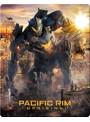 パシフィック・リム:アップライジング スチール・ブック仕様 (ブルーレイディスク+DVDセット)