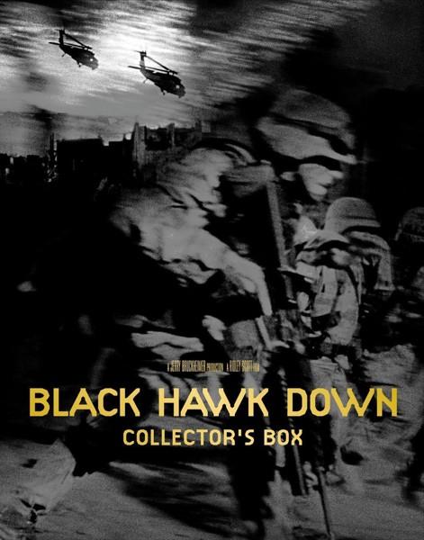 ブラックホーク・ダウン コレクターズBOX(エクステンデッド・カット 初回生産限定版 ブルーレイディスク)