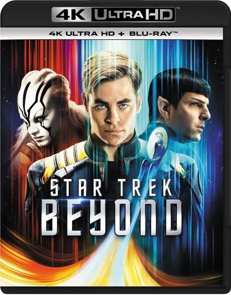 スター・トレック BEYOND (4K ULTRA HD+ブルーレイディスクセット)