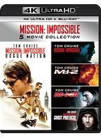 ミッション:インポッシブル 5ムービー・コレクション[4K ULTRA HD+Blu-rayセット][PJXF-1162][Ultra HD Blu-ray]