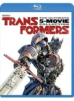 トランスフォーマー 5ムービー・ベストバリューBlu-rayセット[期間限定スペシャルプライス][PJXF-1198][Blu-ray/ブルーレイ]