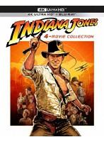 インディ・ジョーンズ 4ムービーコレクション 40th アニバーサリー・エディション(4K ULTRA HD+ブルーレイ) (ブルーレイディスク)