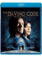 ダ・ヴィンチ・コード エクステンデッド・エディション[BLU-40862][Blu-ray/ブルーレイ] 製品画像