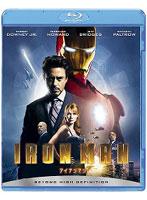 アイアンマン[BLU-48132][Blu-ray/ブルーレイ] 製品画像