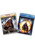オンライン予約限定商品:ドクター・ストレンジ (ブルーレイ3D+ブルーレイ+DVD+デジタルコピー(クラウド対応)+MovieNEXワールド)