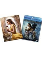 オンライン初回限定商品 美女と野獣 MovieNEX (ブルーレイ3D+ブルーレイ+DVD+デジタルコピー(クラウド対応)+MovieNEXワールド)