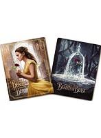 オンライン数量限定商品 美女と野獣 MovieNEXプラス3Dスチールブック (ブルーレイ3D+ブルーレイ+DVD+デジタルコピー(クラウド対応)+MovieNEXワールド)