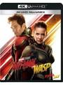 アントマン&ワスプ 4K UHD MovieNEX (4K ULTRA HD+ブルーレイ3D+ブルーレイ+デジタルコピー(クラウド対応)+MovieNEXワールド)