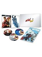 アントマン&ワスプ 4K UHD MovieNEXプレミアムBOX (数量限定商品 4K ULTRA HD+ブルーレイ3D+ブルーレイ+デジタルコピー(クラウド対応)+MovieNEXワールド)