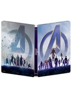 アベンジャーズ/エンドゲーム 4K UHD MovieNEXプレミアムBOX (数量限定 4K ULTRA HD+ブルーレイ3D+2ブルーレイ+デジタルコピー(クラウド対応)+MovieNEXワールド)