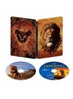 ライオン・キング 4K UHD MovieNEX スチールブック (数量限定 4K ULTRA HD+ブルーレイ+デジタルコピー(クラウド対応)+MovieNEXワールド)