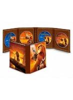 ライオン・キング MovieNEX (ブルーレイ+DVD+デジタルコピー(クラウド対応)+MovieNEXワールド セットコレクション)