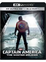 キャプテン・アメリカ/ウィンター・ソルジャー (4K ULTRA HD+ブルーレイディスク)