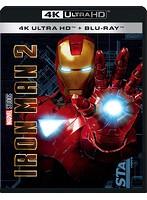 アイアンマン2 (4K ULTRA HD+ブルーレイディスク)
