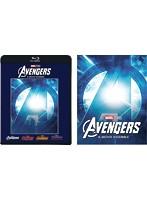 アベンジャーズ:4ムービー・アッセンブル MovieNEX (数量限定 5ブルーレイ+DVD+デジタルコピー(クラウド対応)+MovieNEXワールド)