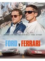フォードvsフェラーリ (ブルーレイディスク+DVDセット)