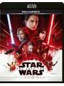 スター・ウォーズ/最後のジェダイ MovieNEX (初回版 ブルーレイ+DVD+デジタルコピー(クラウド対応)+MovieNEXワールド)