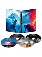 スター・ウォーズ/スカイウォーカーの夜明け 4K UHD MovieNEX(数量限定 スチールブック 4K ULTRA HD+3Dブルーレイ+ブルーレイ+デジタルコピー(クラウド対応)+MovieNEXワールド)