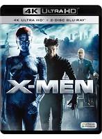 X-MEN (4K ULTRA HD+2Dブルーレイディスク/3枚組)